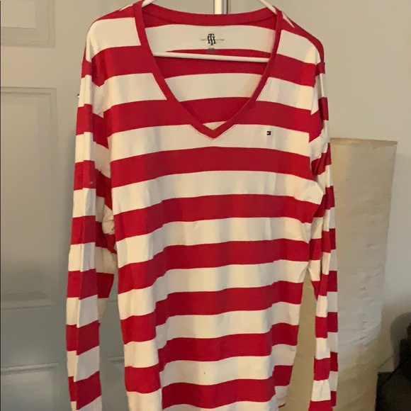 Tommy Hilfiger Tops - L/S Tommy tee